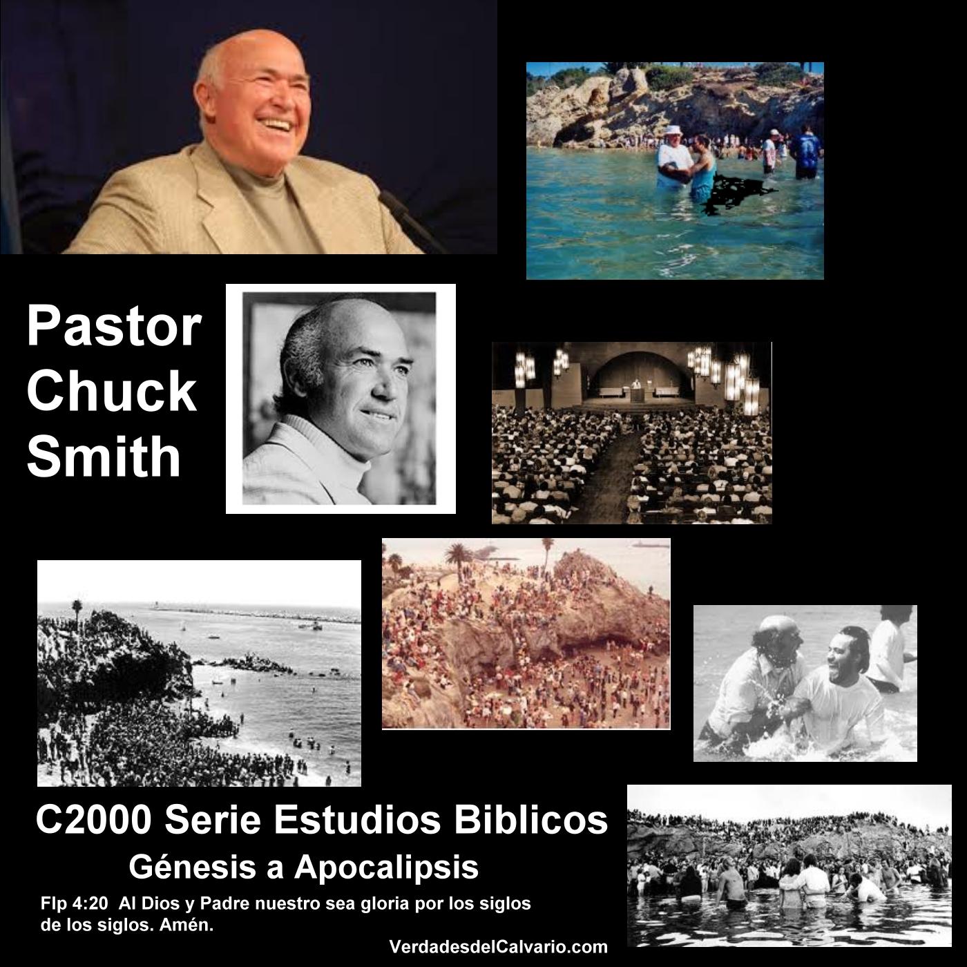 Chuck Smith - Nuevo Testamento Parte 1 - Mateo-Romanos - Estudios Biblicos - Libro por Libro - Suscribirse Gratis Para Ver Toda la Lista - C2000 Serie